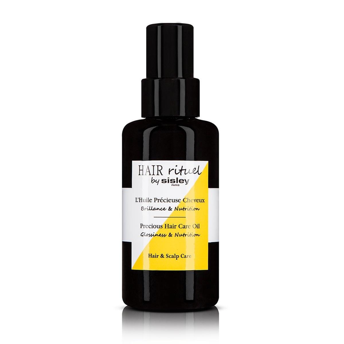 Sisley hair rituel by sisley l huile precieuse cheveux brillance nutrition 100ml