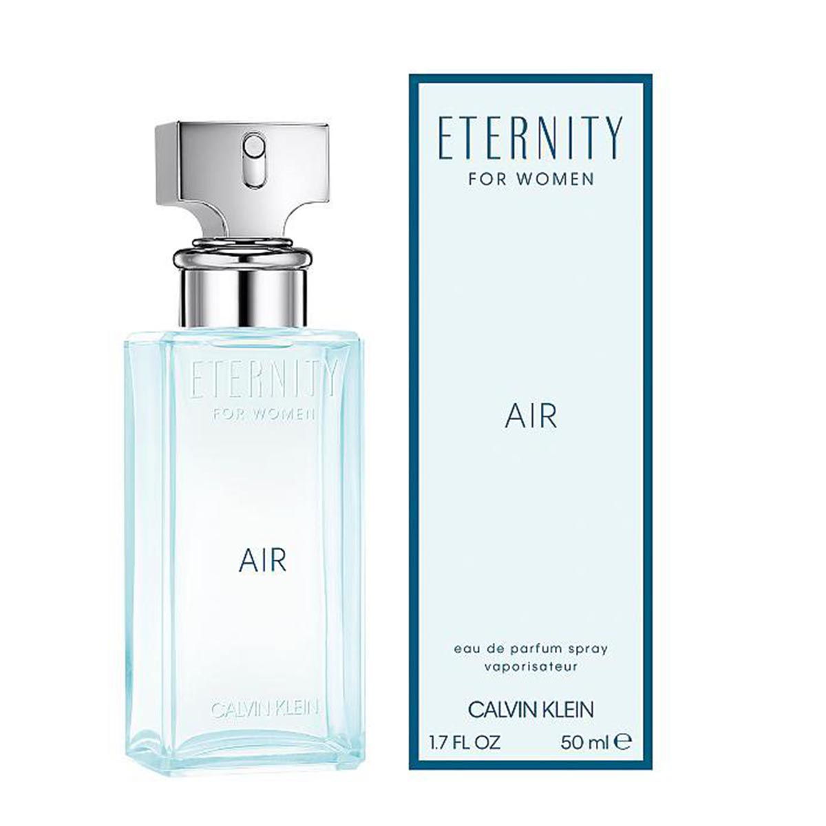 Calvin klein eternity air eau de toilette 50ml vaporizador