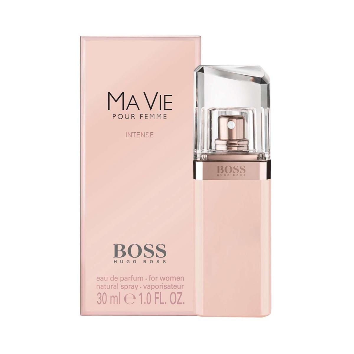 Hugo boss ma vie intense eau de parfum 30ml vaporizador