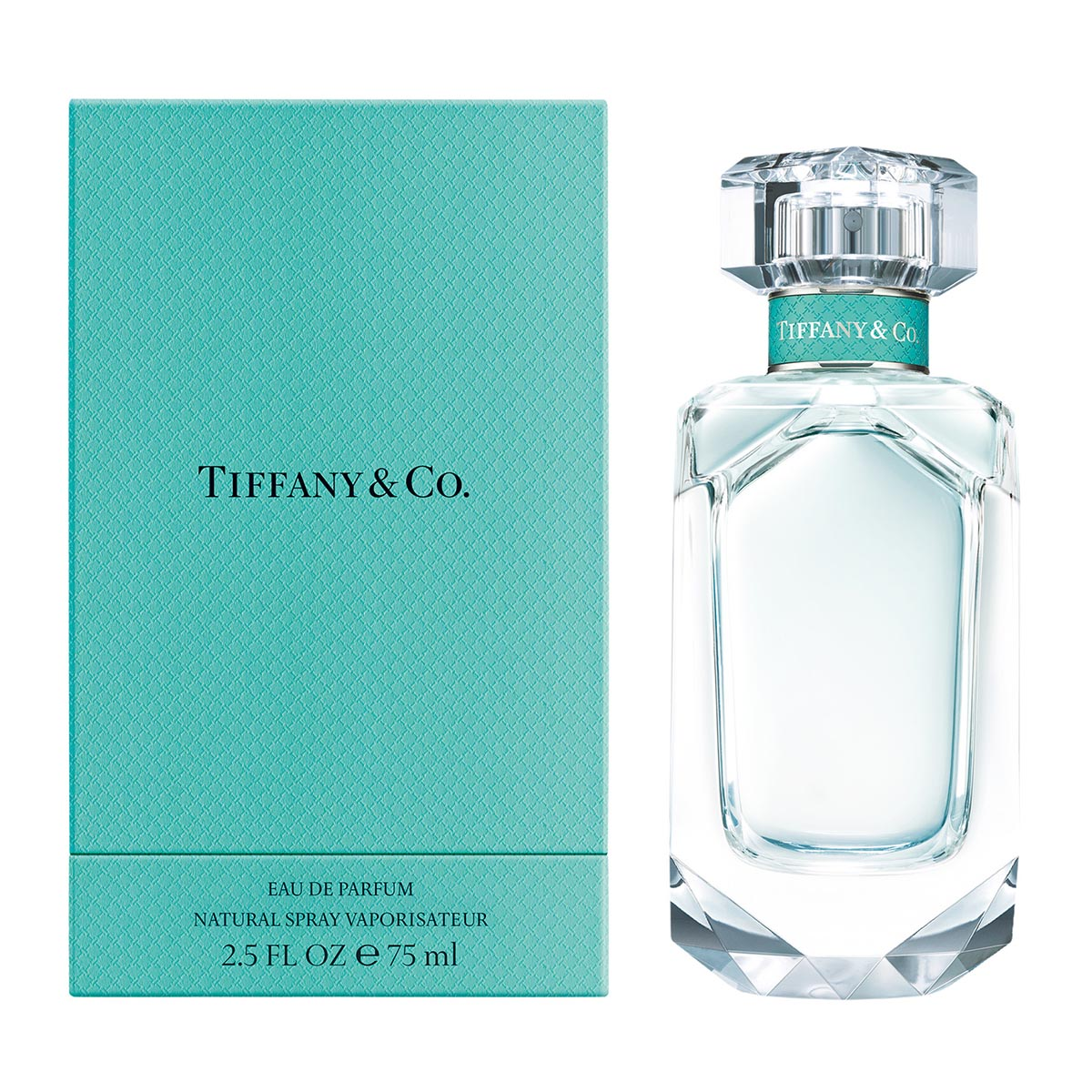 Tiffany co eau de parfum 75ml vaporizador