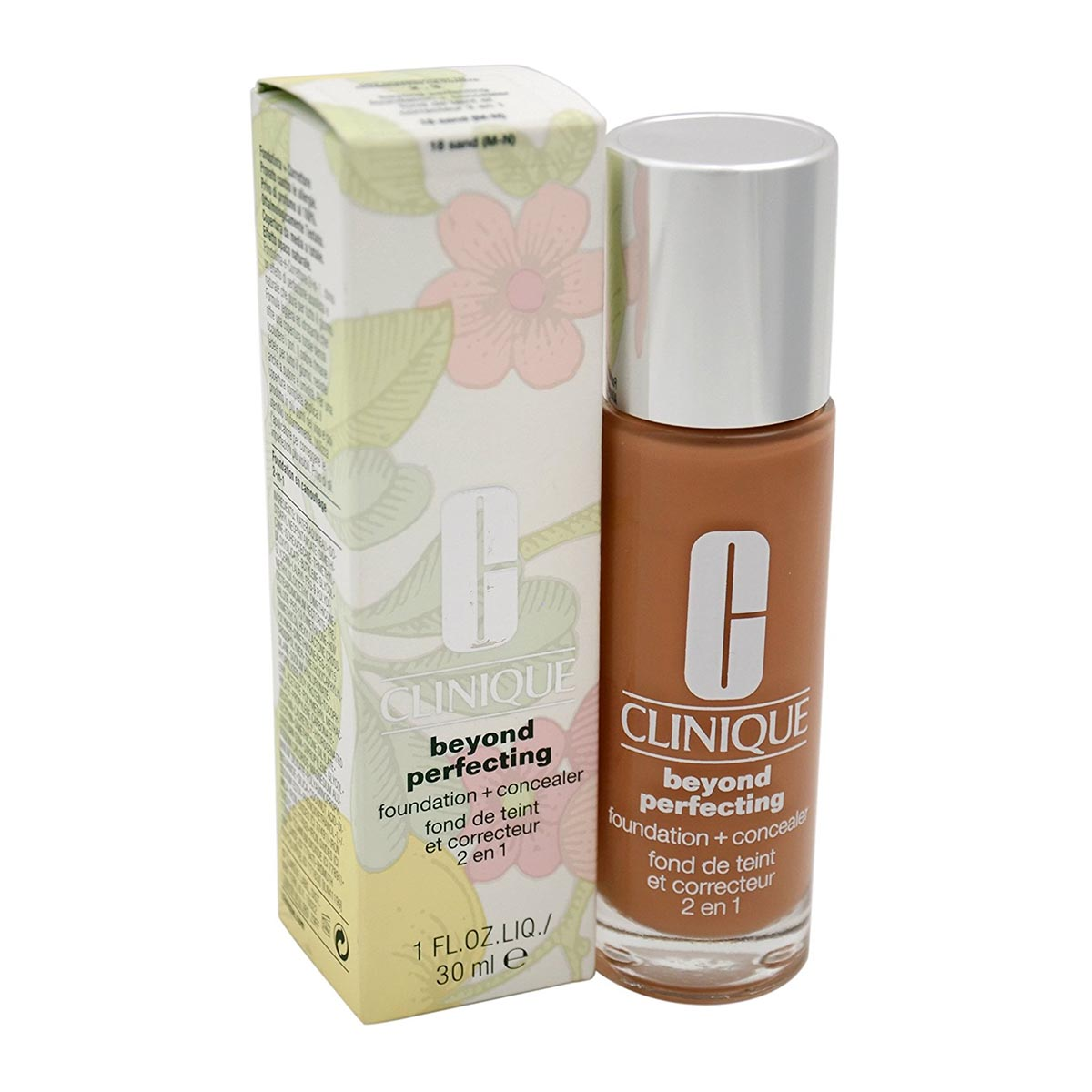 Clinique beyond perfecting foundation concealer linen