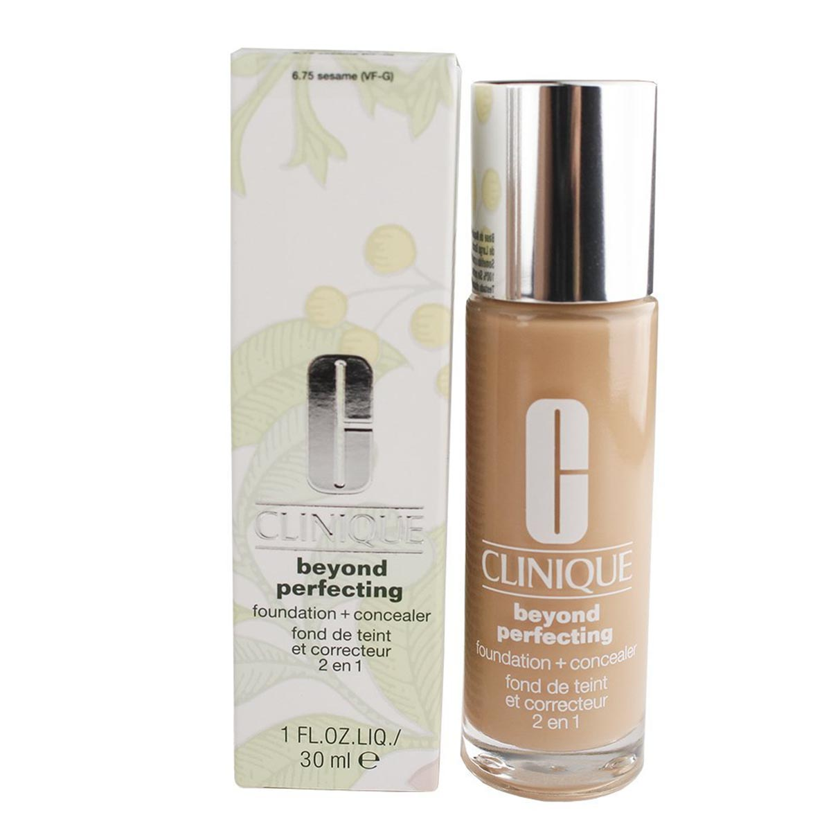 Clinique beyond perfecting foundation concealer 08 golden neutral