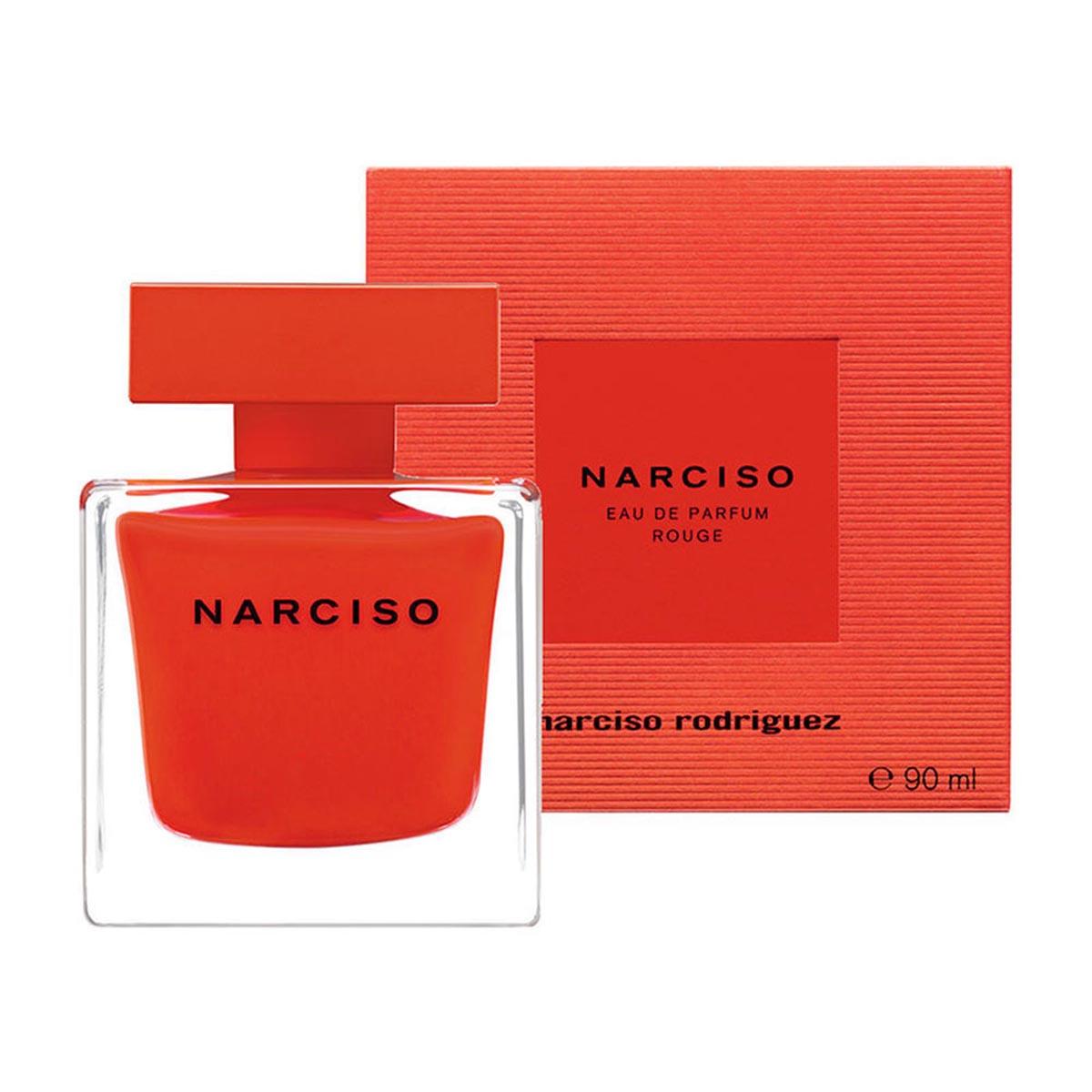 Narciso rodriguez narciso eau de parfum rouge 90ml vaporizador