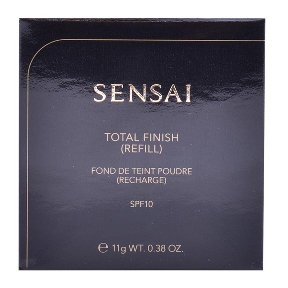 Kanebo sensai cellular foundation total finish tf202 refill