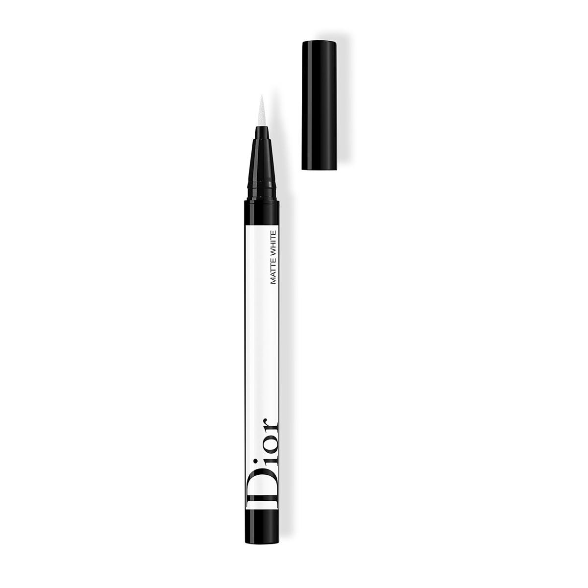 Dior diorshow liner star 001 matte white