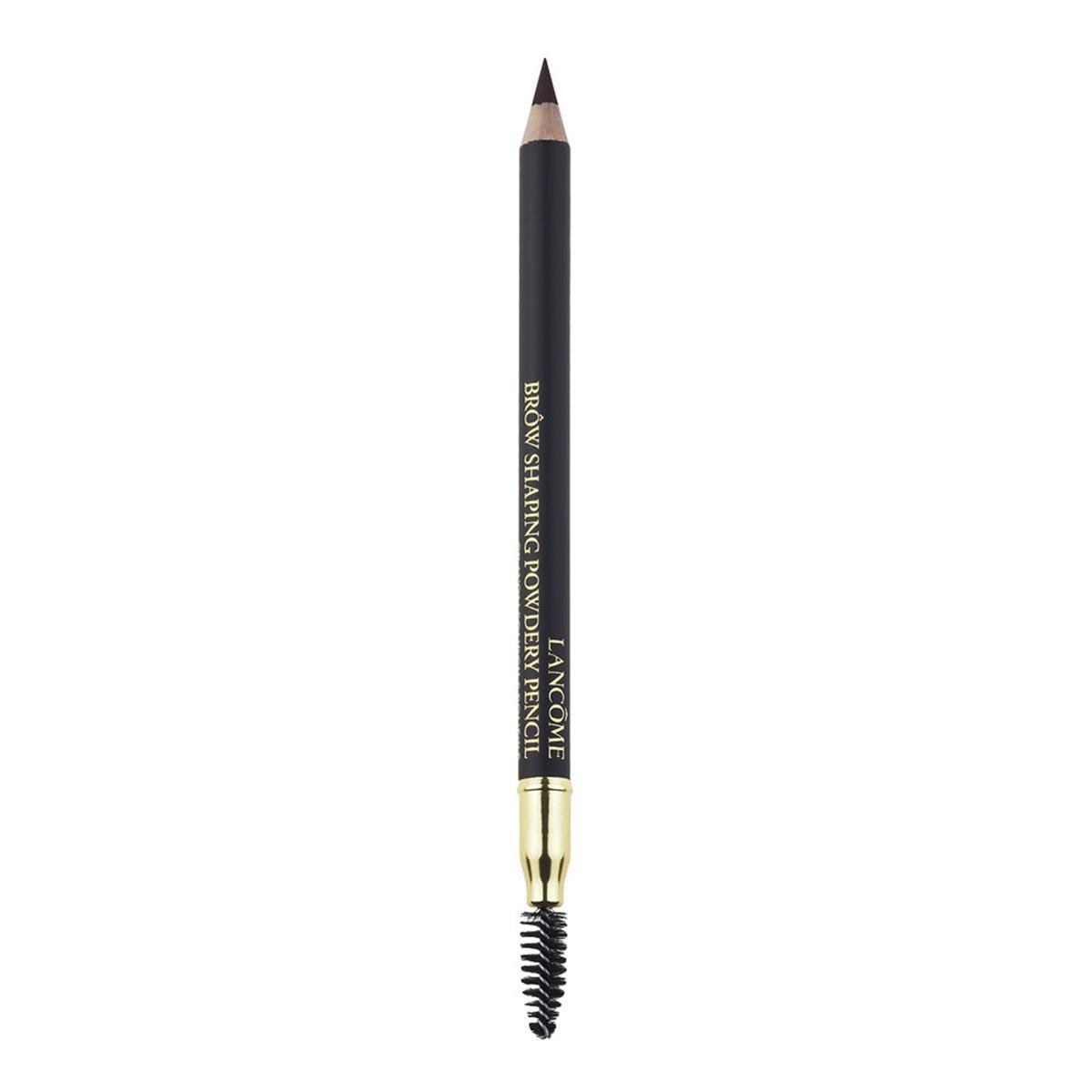 Lancome brow shaping powdery pencil 08 dark brown