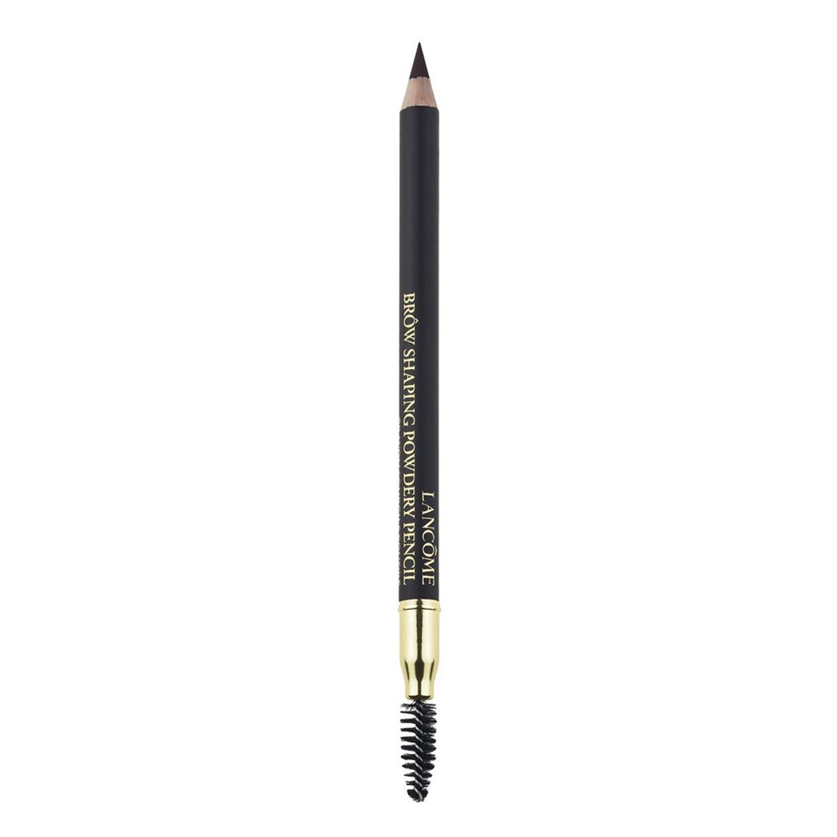 Lancome brow shaping powdery pencil 09 soft black