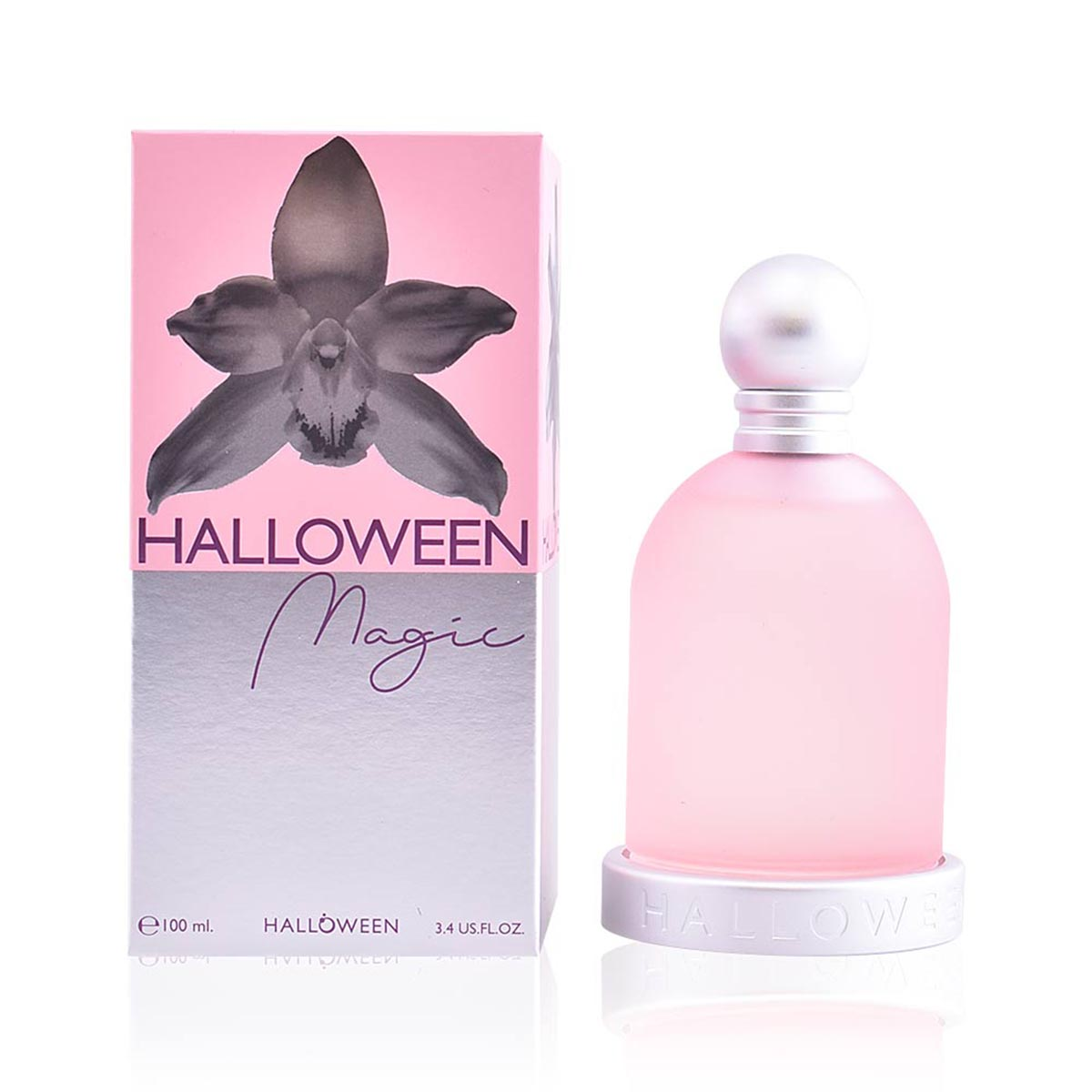 Jesus del pozo halloween magic eau de toilette 100ml vaporizador