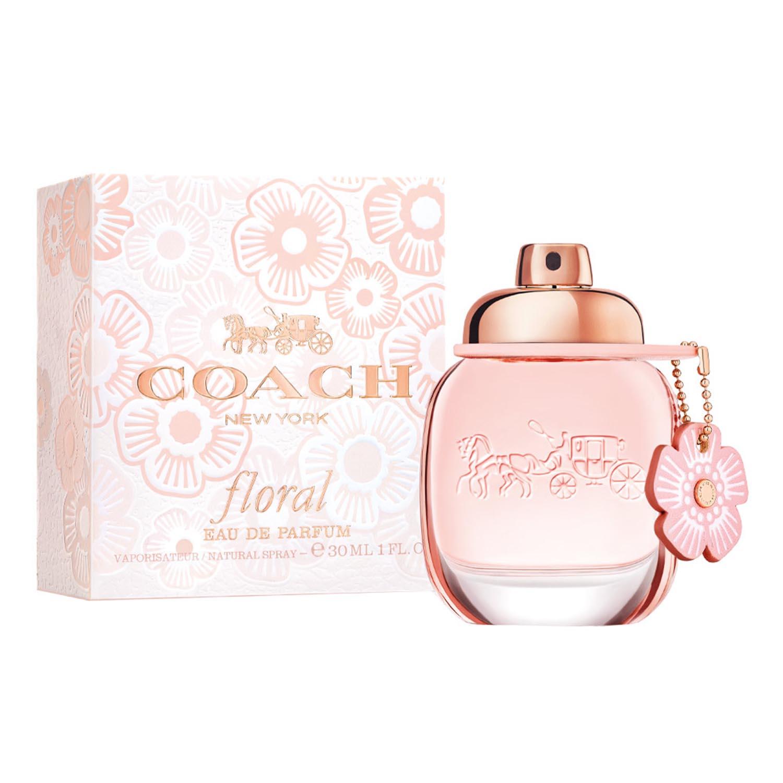 Coach new york floral eau de parfum 50ml
