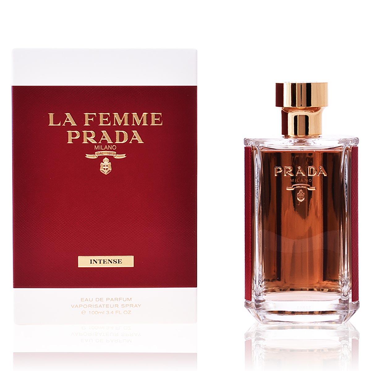 Prada femme intense eau de parfum 100ml vaporizador