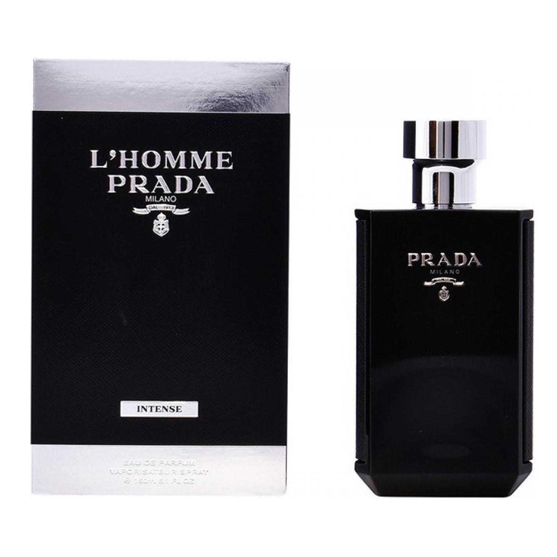 Prada homme intense eau de parfum 150ml vaporizador