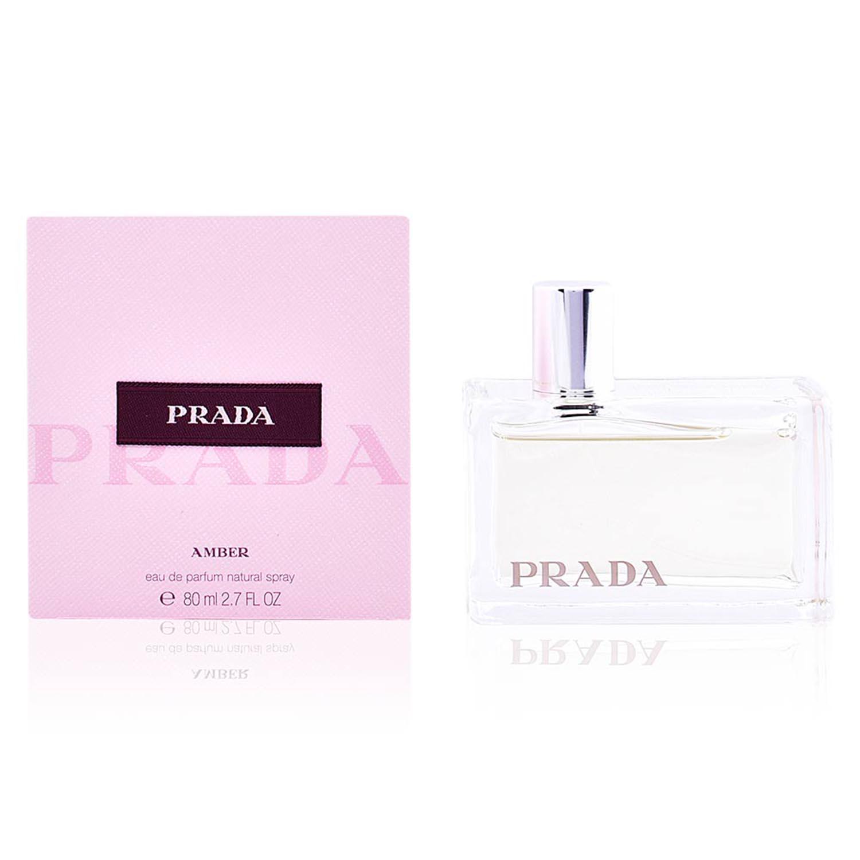 Prada amber deluxe eau de parfum 80ml vaporizador