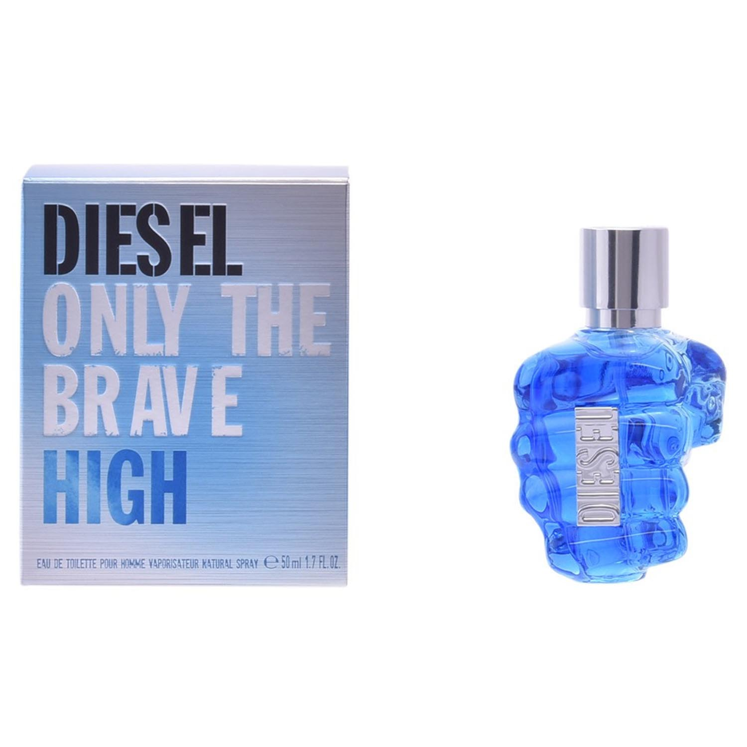 Diesel only the brave high eau de toilette 50ml