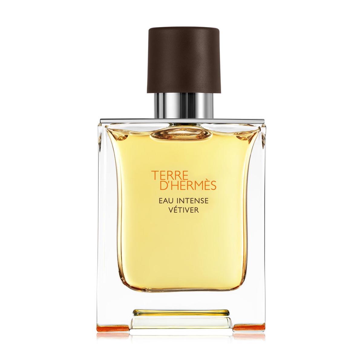 Hermes paris terre d hermes eau intense vetiver eau de parfum 50ml vaporizador