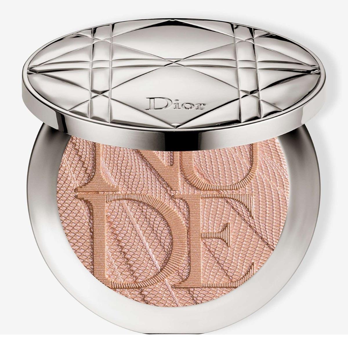 Dior diorskin mineral luminious powder 02 holo gold