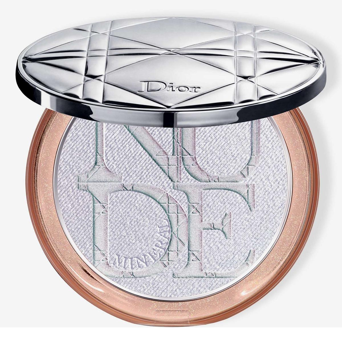 Dior diorskin mineral luminious powder 06 holographic glow