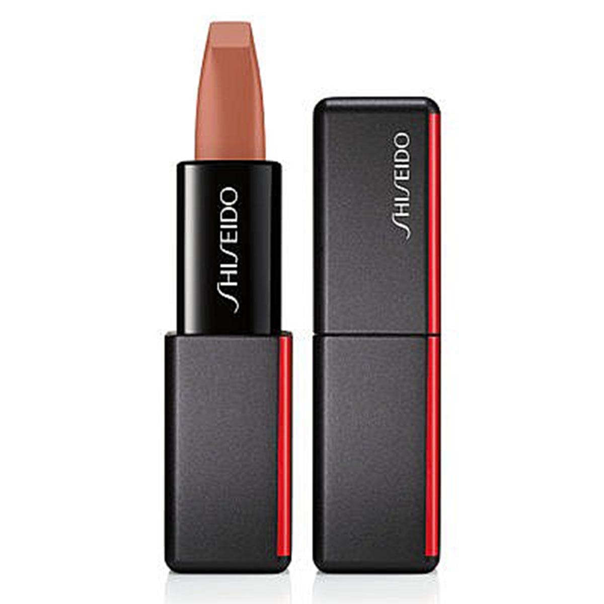Shiseido modernmatte barra de labios 504 tigh high