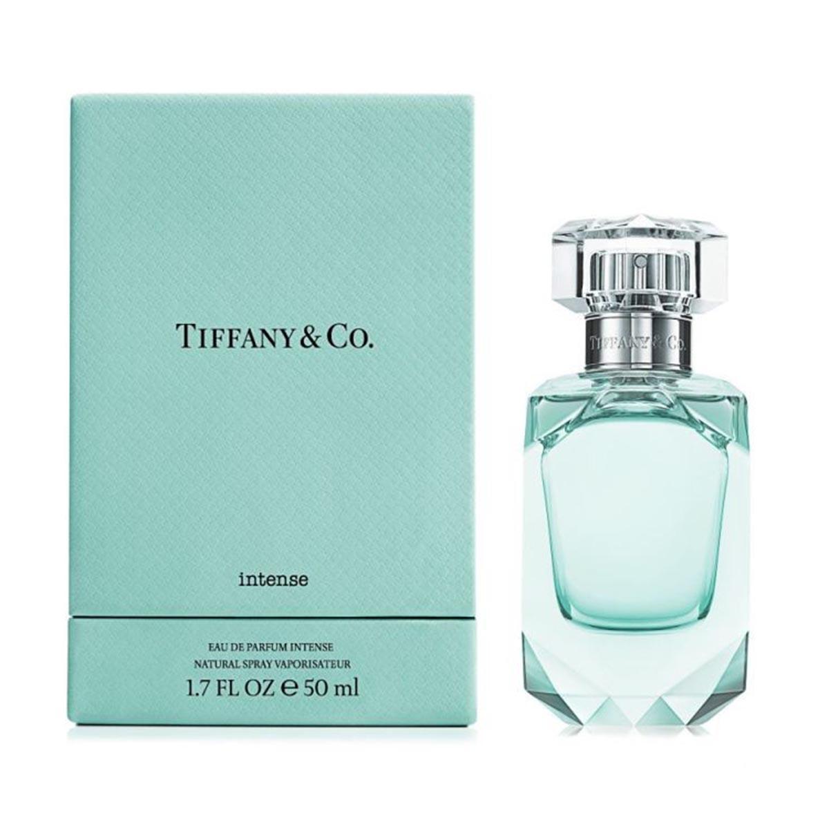 Tiffany co eau de parfum intense 50ml vaporizador
