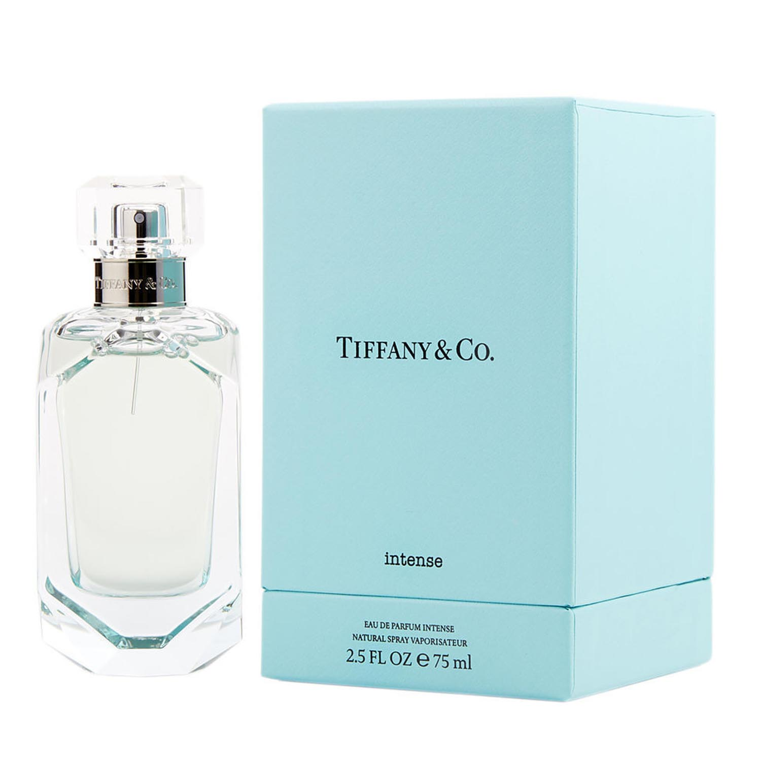 Tiffany co eau de parfum intense 75ml vaporizador