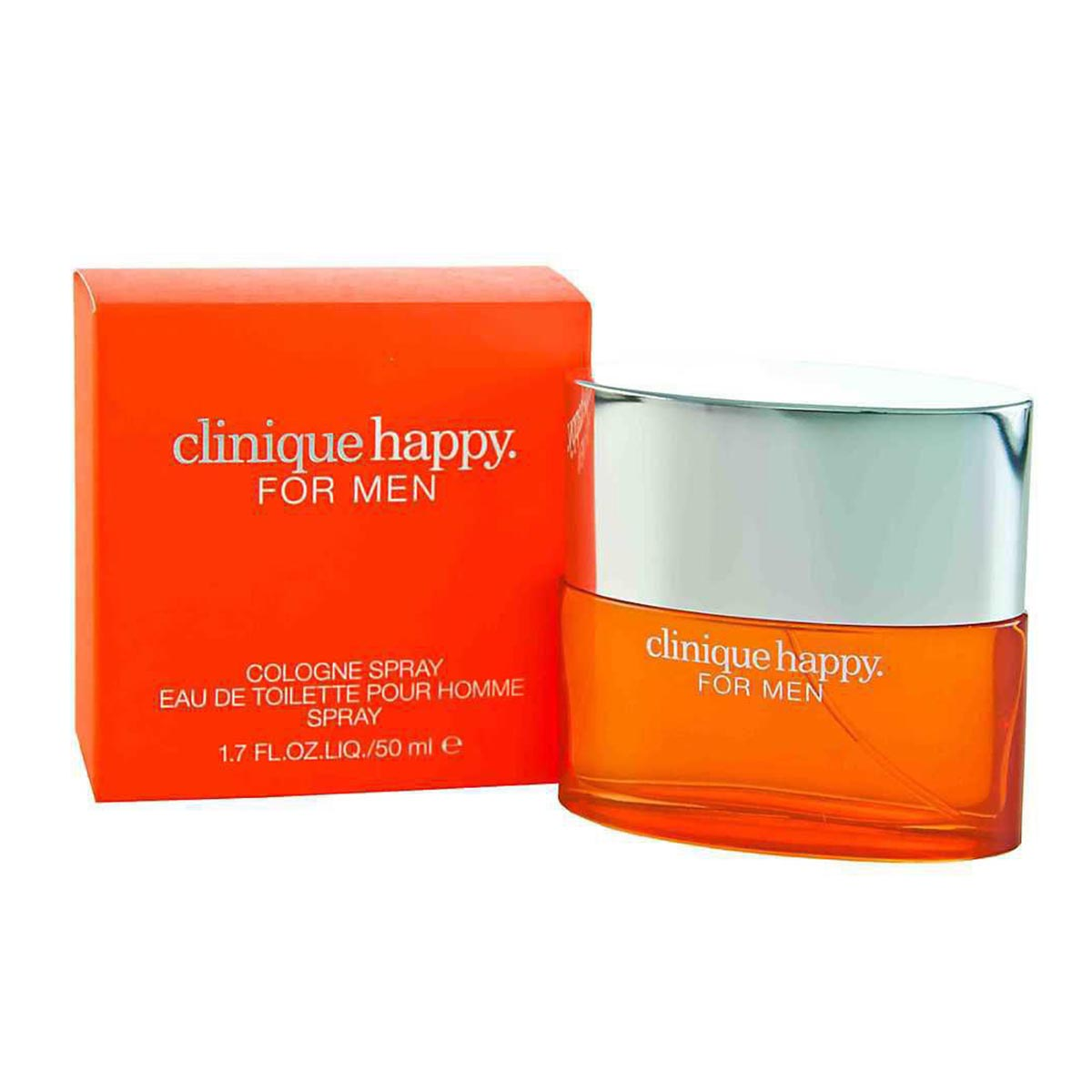 Clinique happy woman eau de parfum 50ml vaporizador