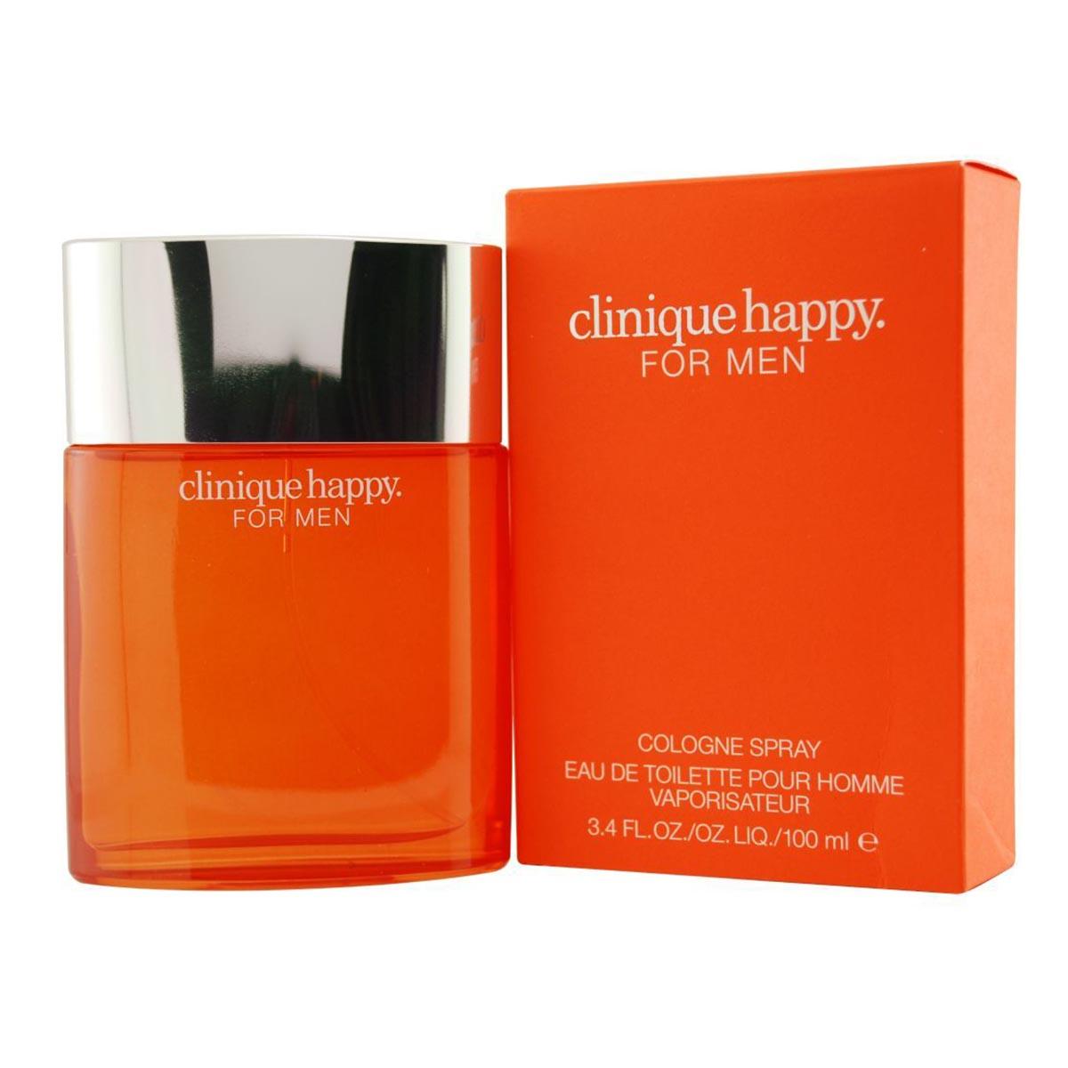 Clinique happy woman eau de parfum 100ml vaporizador