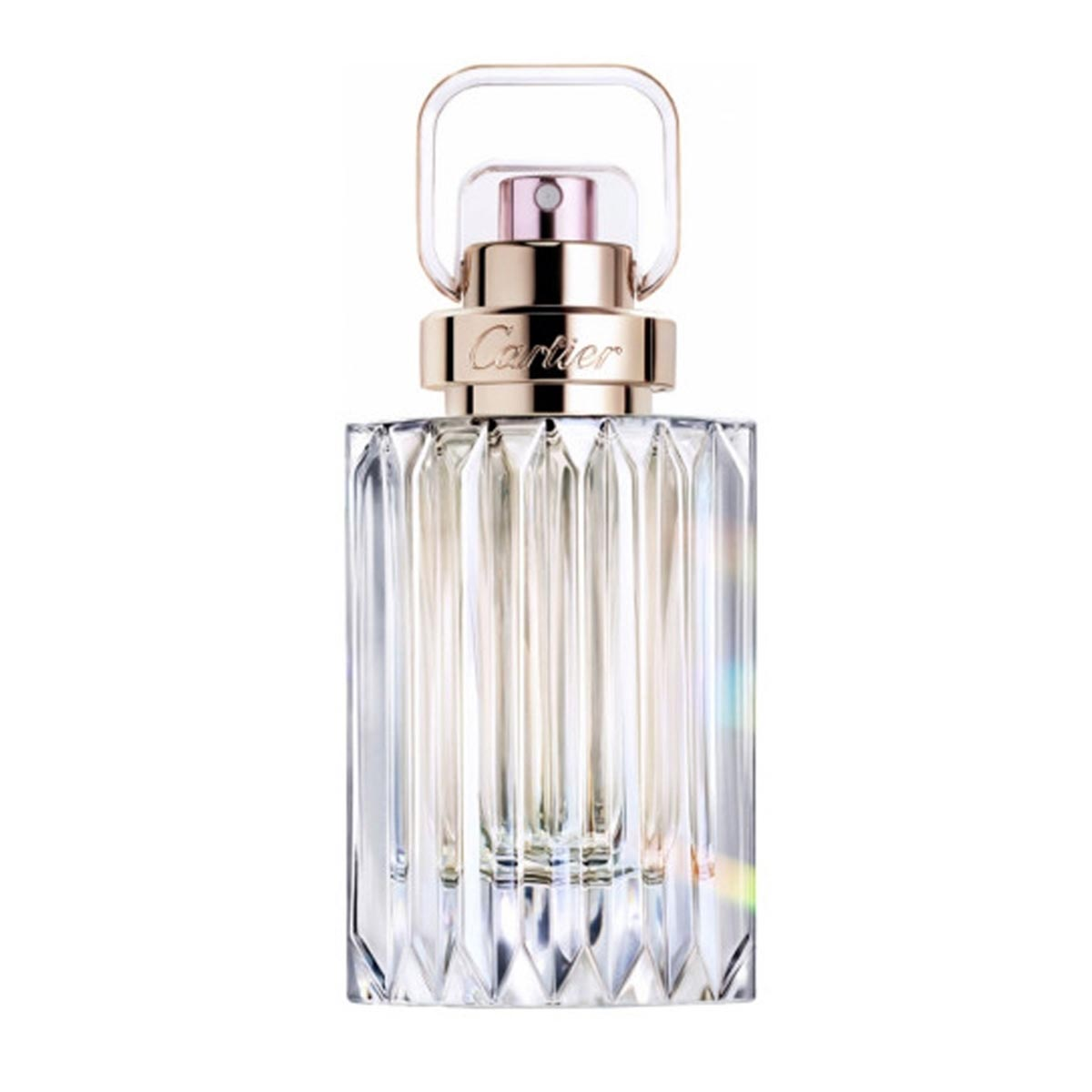 Cartier carat eau de parfum 50ml vaporizador