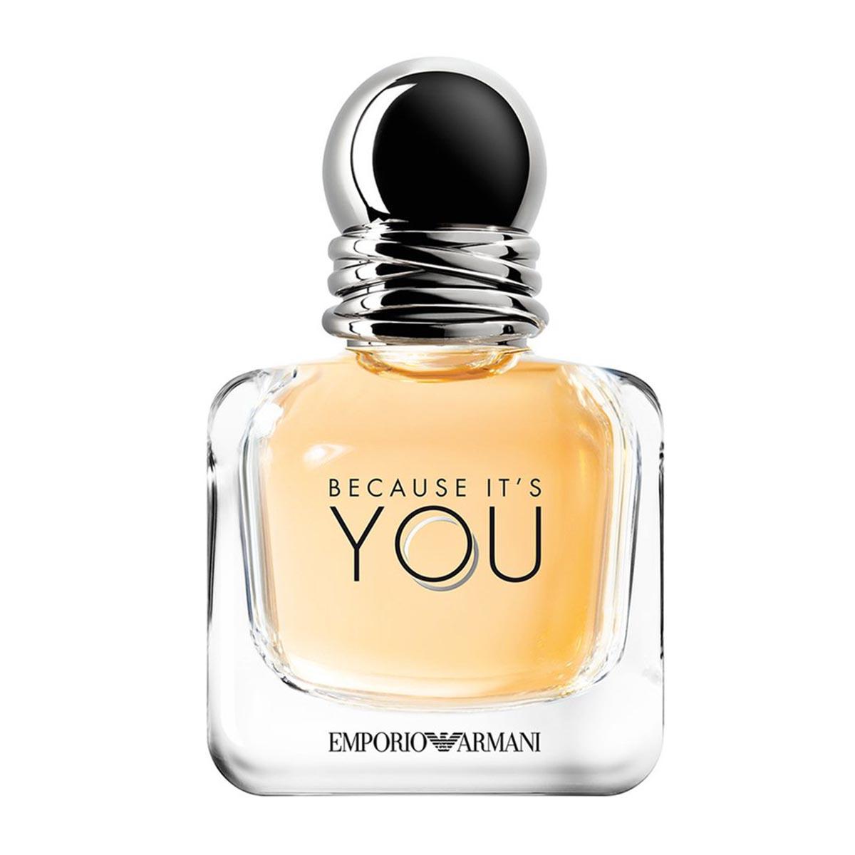 Emporio armani because it s you eau de parfum 150ml vaporizador