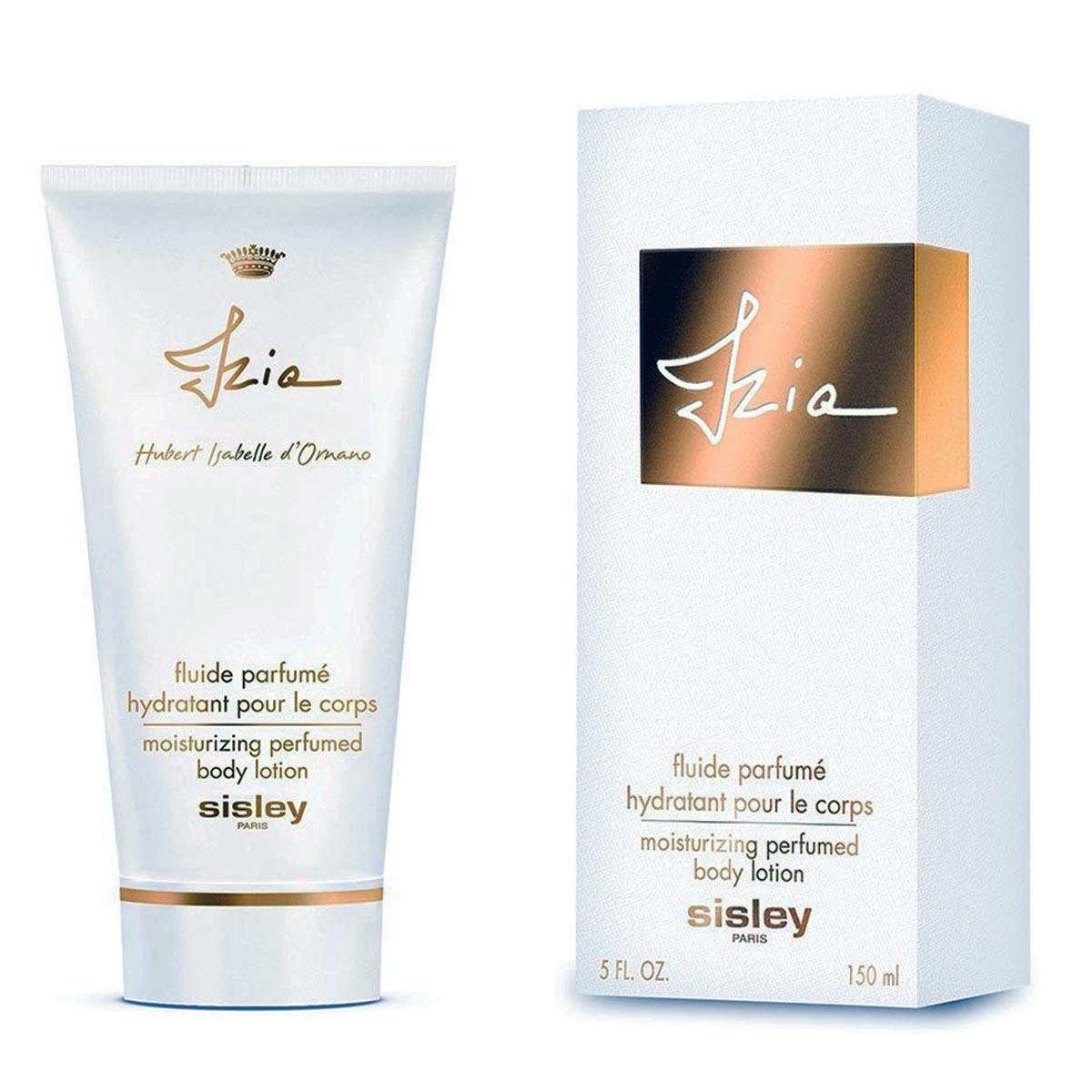 Sisley izia moisturizing perfumed body lotion 150ml