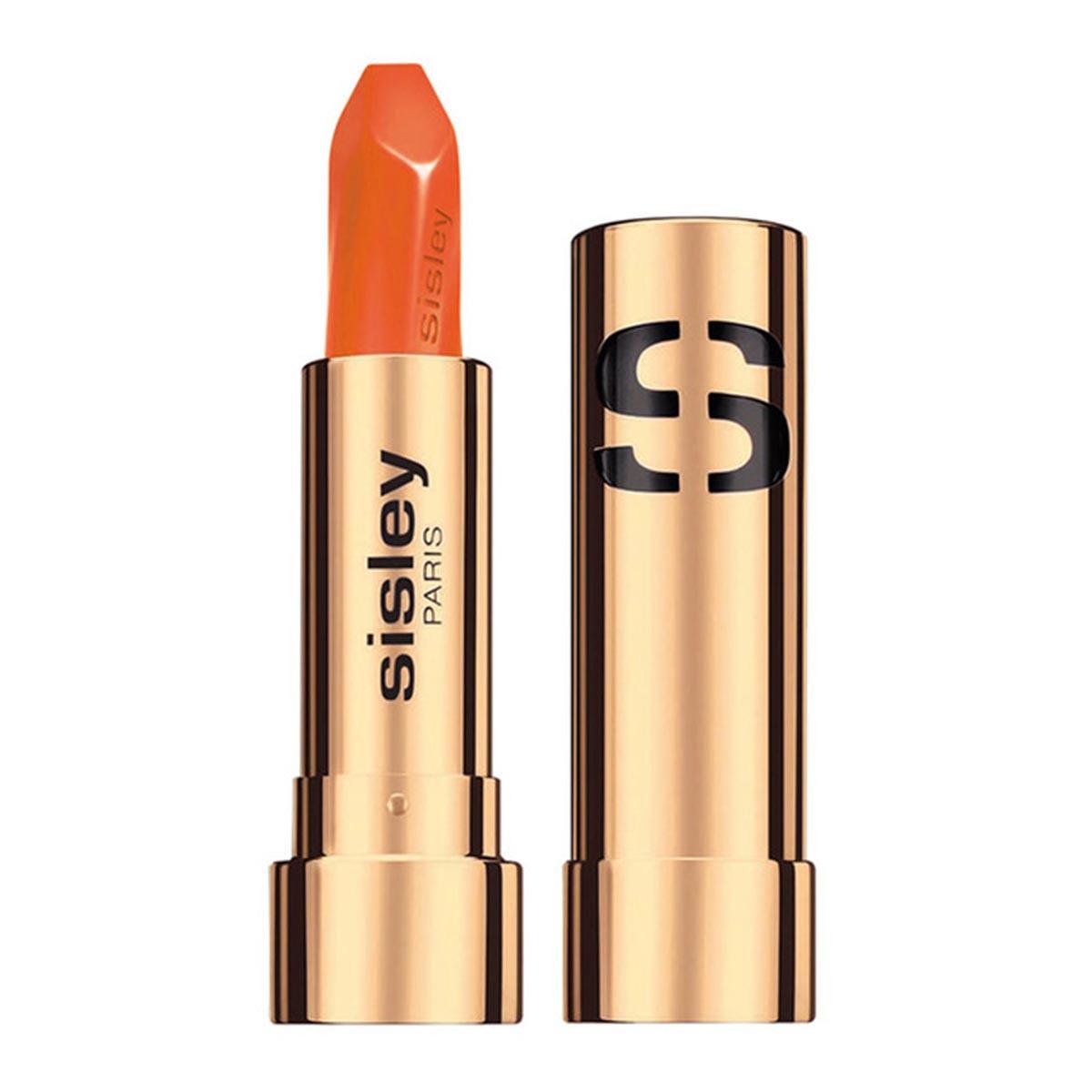 Sisley le phyto rouge long lasting hydration lipstick 30 orange ibiza