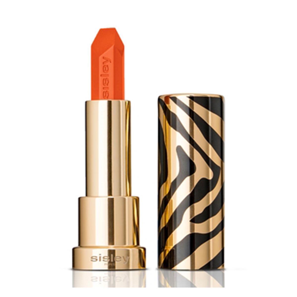Sisley le phyto rouge long lasting hydration lipstick 31 orange acapulco