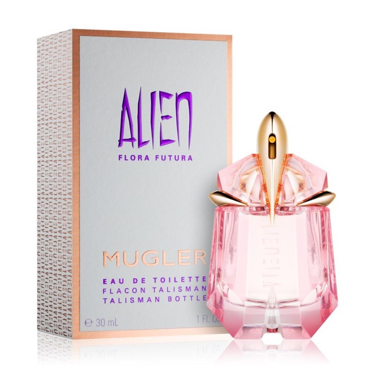 Thierry mugler alien flora furuta eau de toilette tester 60ml vaporizador