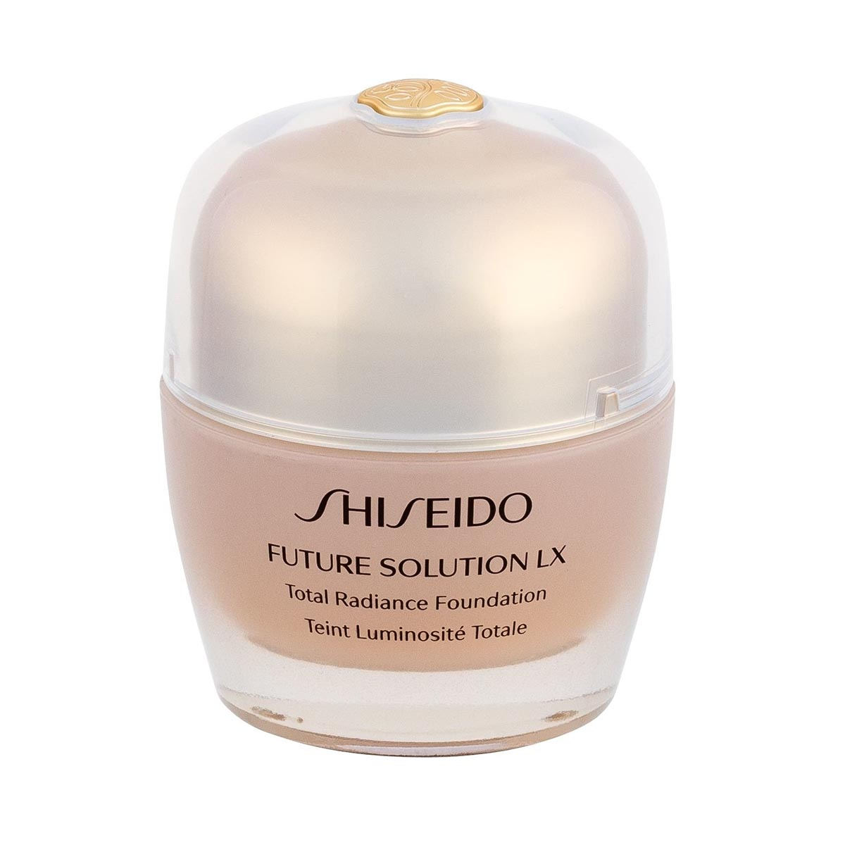Shiseido future solution lx total radiance foundation g3 golden