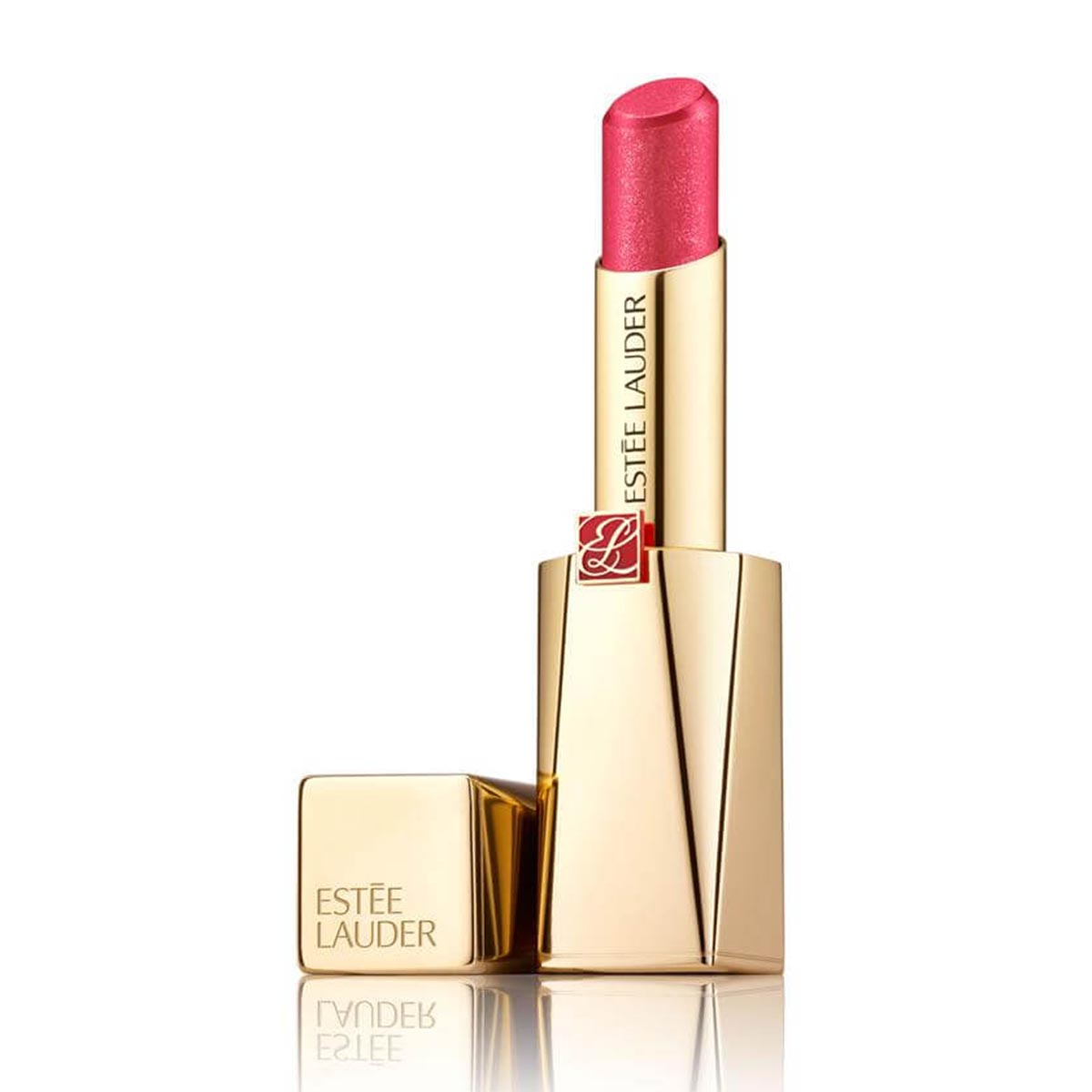 Estee lauder pure color desire rouge lipstick 203