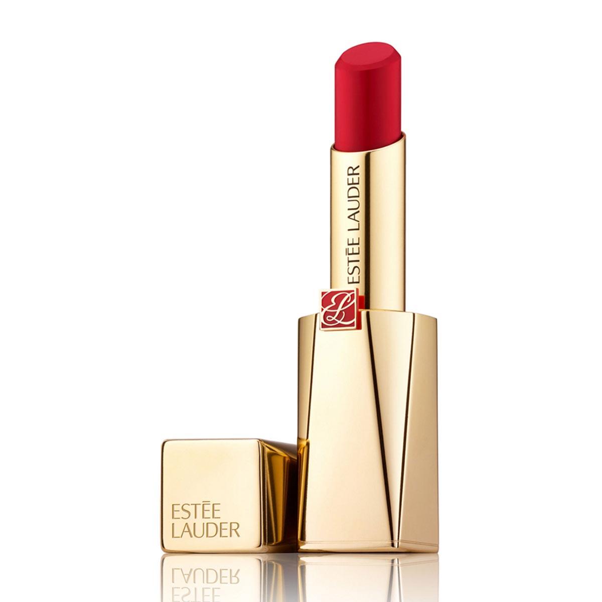 Estee lauder pure color desire rouge lipstick 304 rouge excess