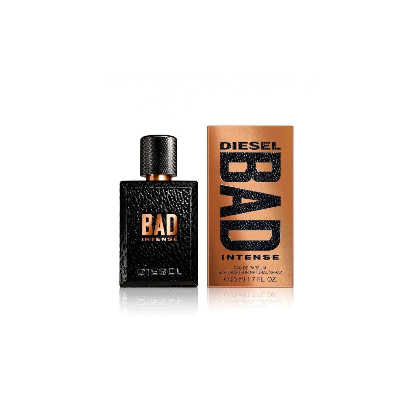 Diesel bad intense eau de parfum 50ml
