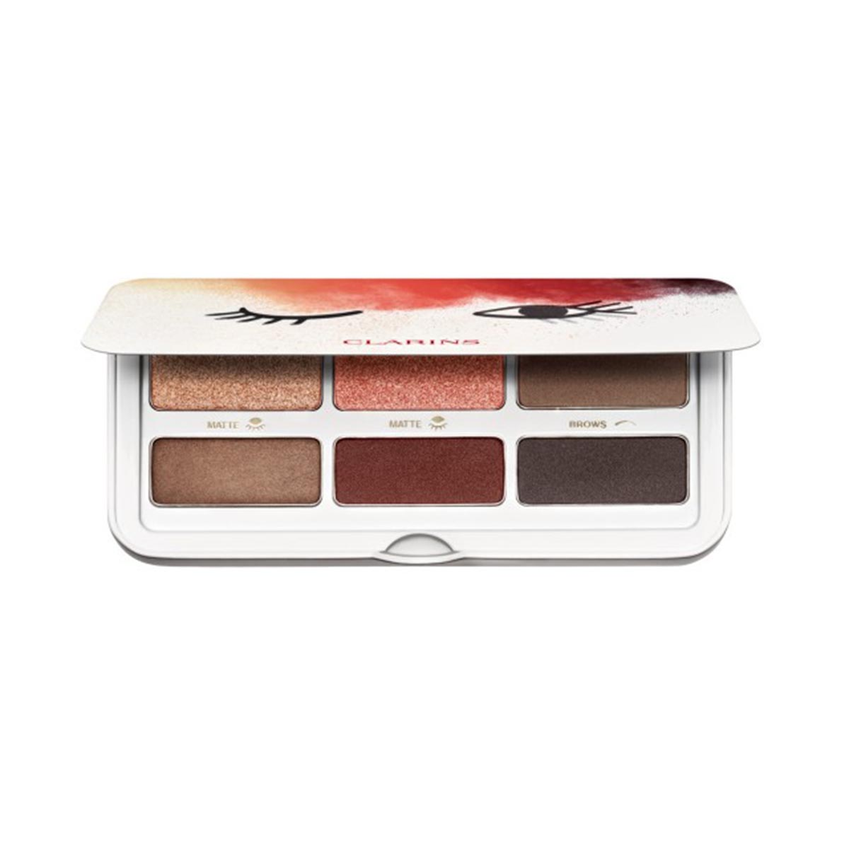 Clarins ready in a flash palette