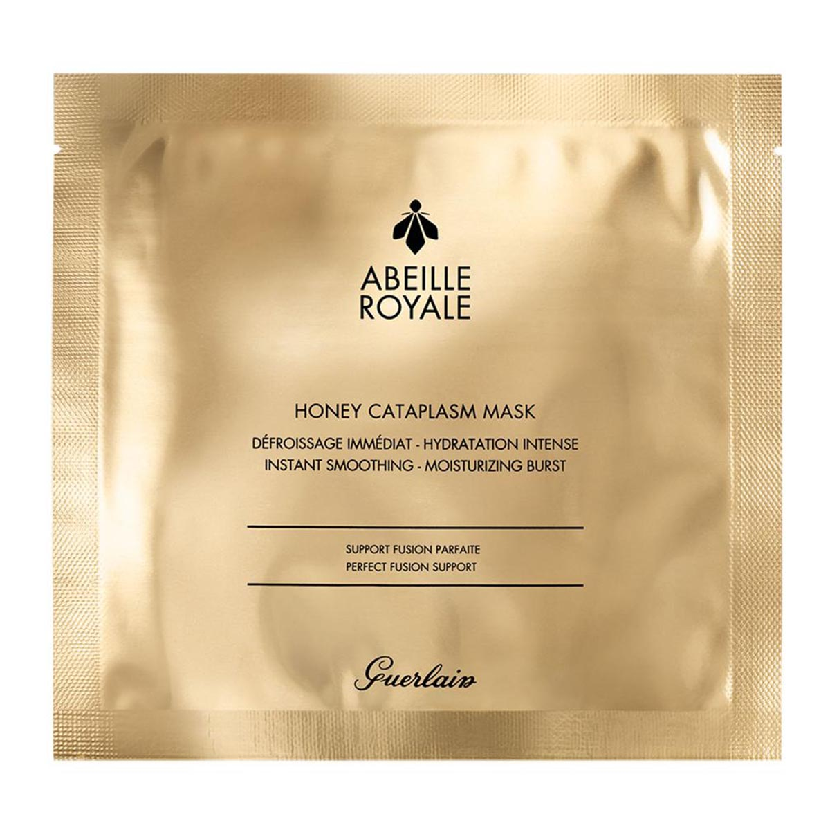 Guerlain abeille royale honey cataplasm mask 4u