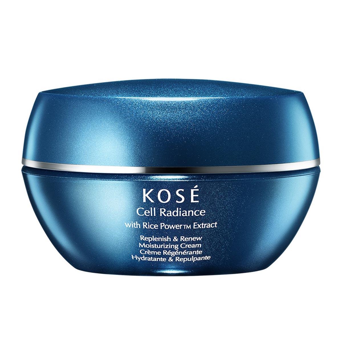 Kose cell radiance with rice power extract replenish renew moisturizing cream 40ml