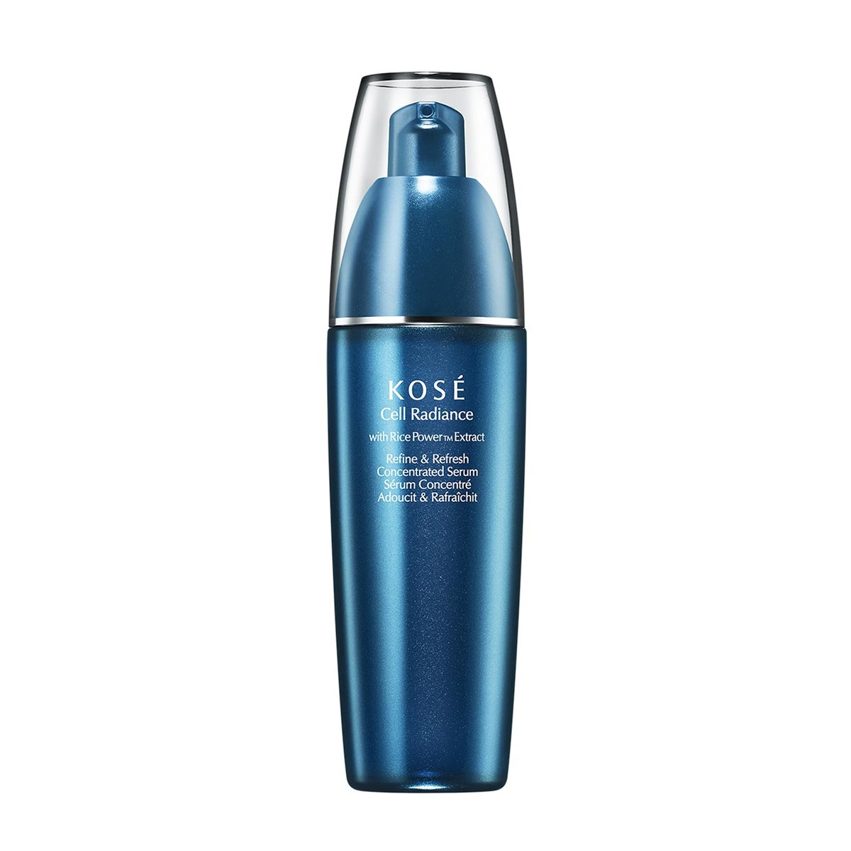 Kose cell radiance with rice power extract refine refreshconcentrated serum 50ml