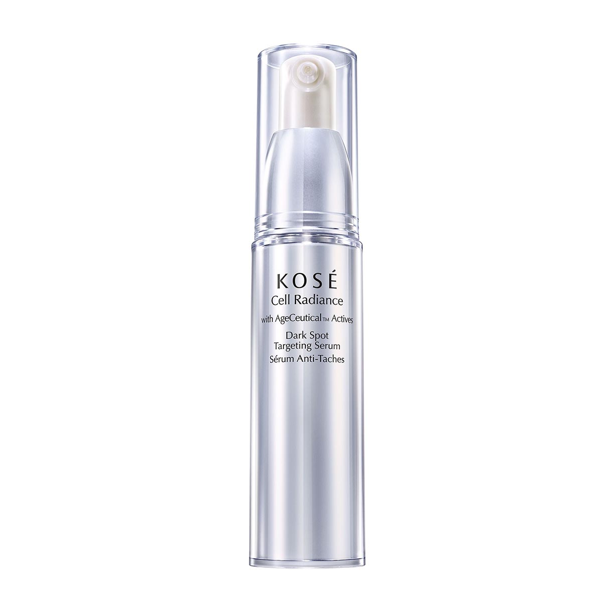 Kose cell radiance with ageceutical tm actives dark spot targeting serum 30ml