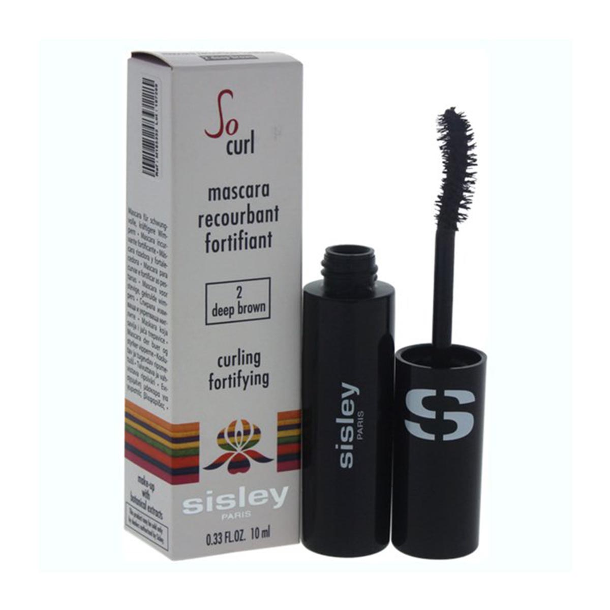 Sisley mascara so volume 02 deep brown