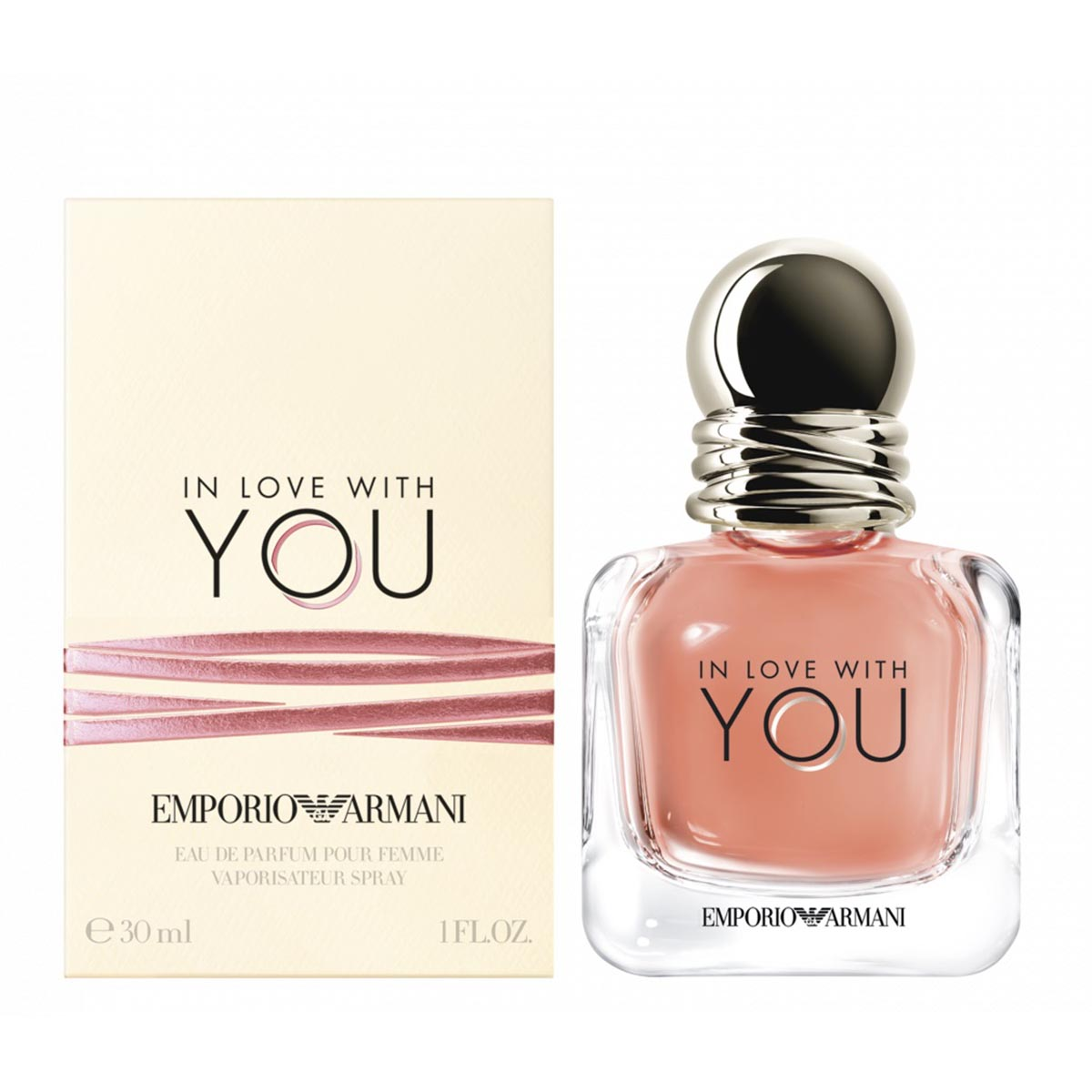 Giorgio armani in love with you eau de parfum 30ml vaporizador