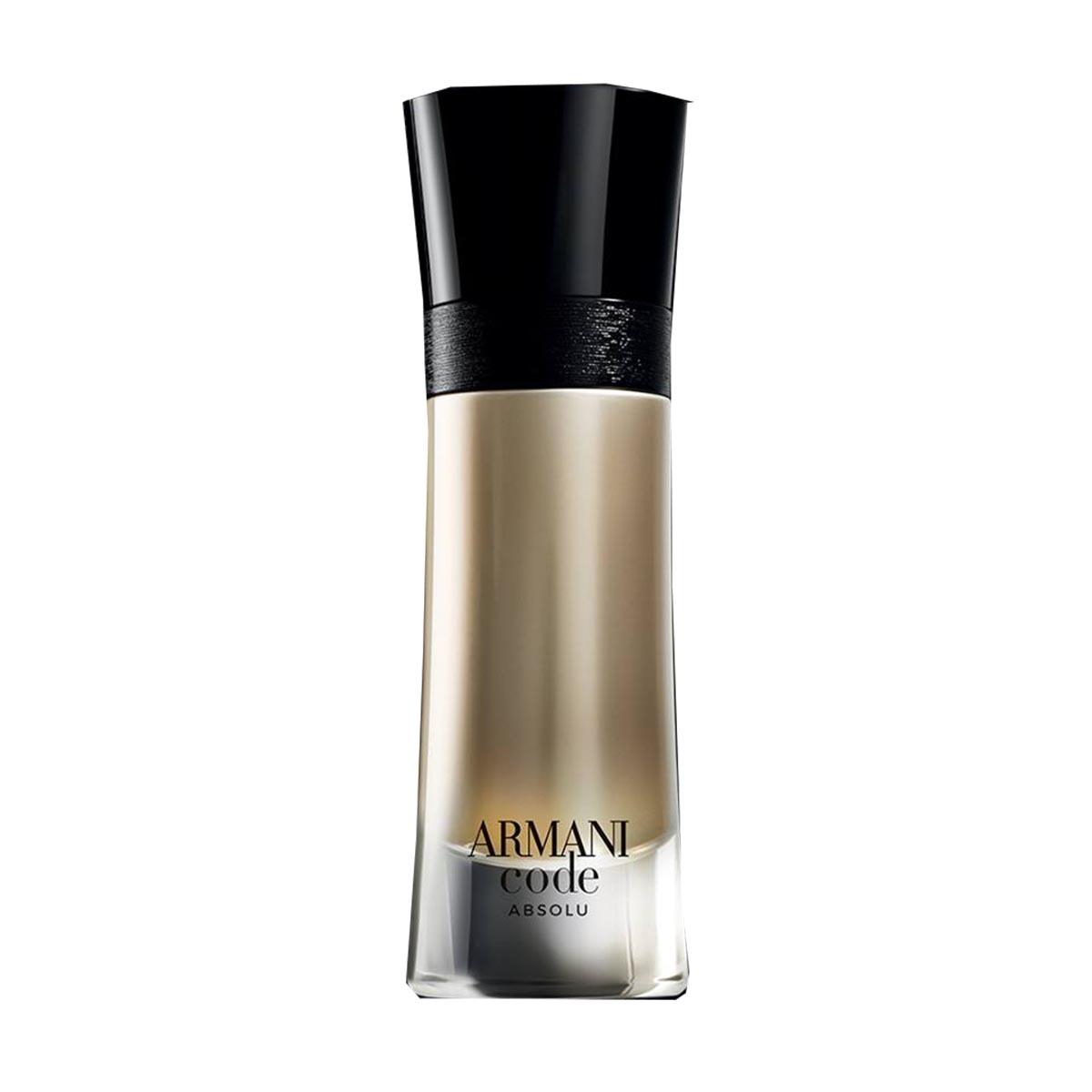 Giorgio armani code absolu eau de parfum 110ml vaporizador