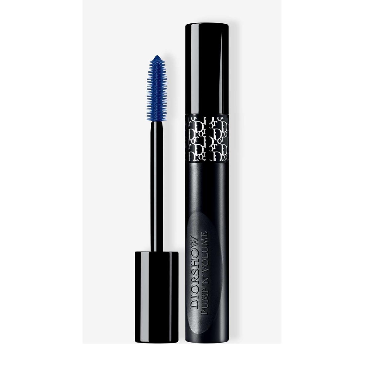 Dior diorshow pump n volume brow 255 blue