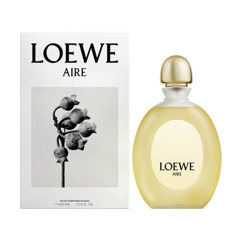 Loewe aire eau de toilette 400ml vaporizador