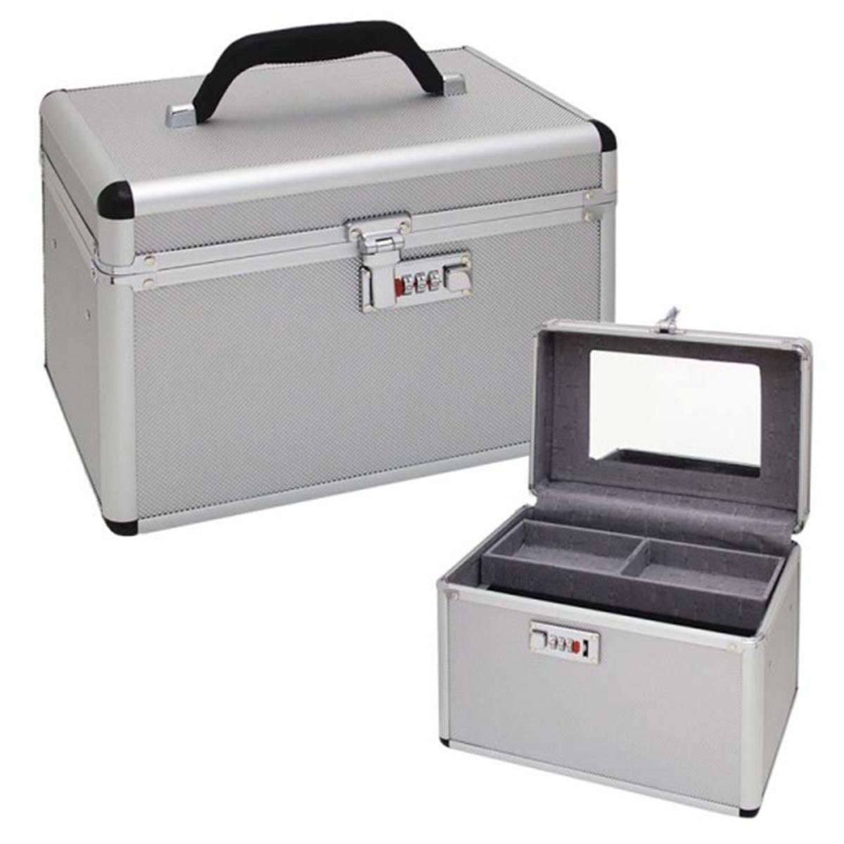 Eurostil maleta aluminio 30 x 20 x 22
