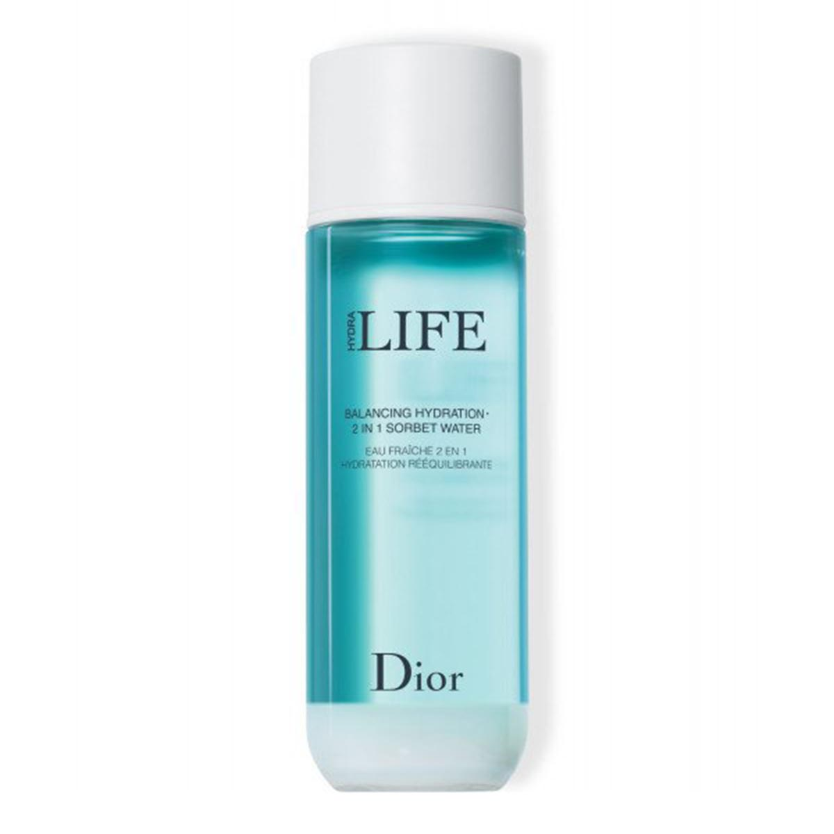 Dior hydralife balancing hydration 2 in 1 sorbet water 100ml