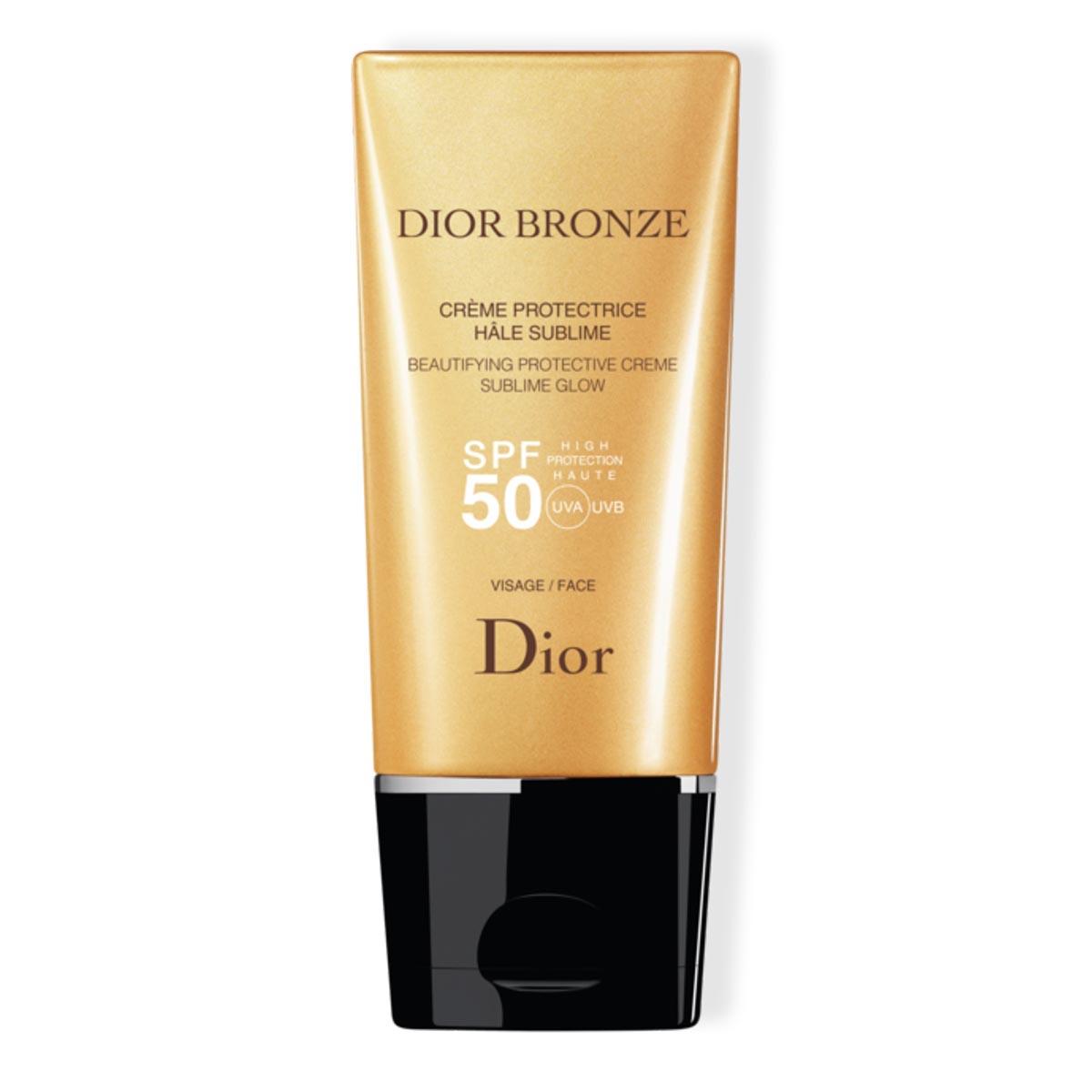 Dior bronze sublime glow spf50 cream 50ml