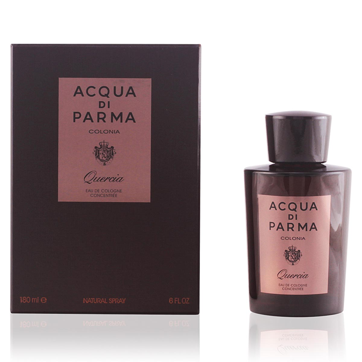 Acqua di parma quercia eau de cologne concentree 180ml vaporizador