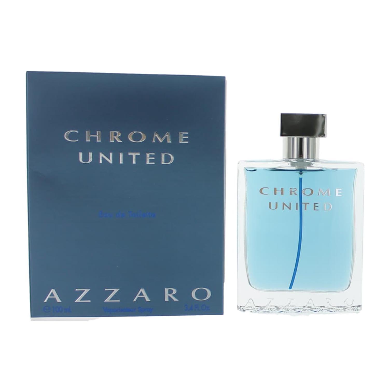 Loris azzaro chrome united eau de toilette 100ml vaporizador